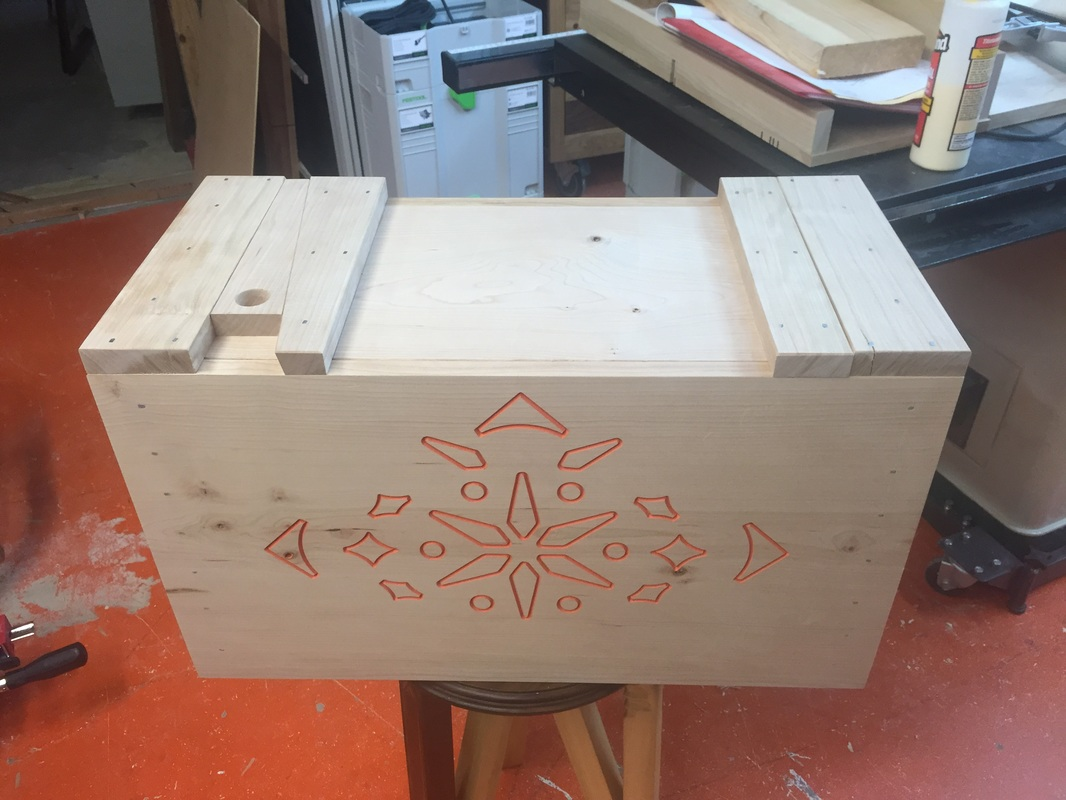 Japanese Tool Crate